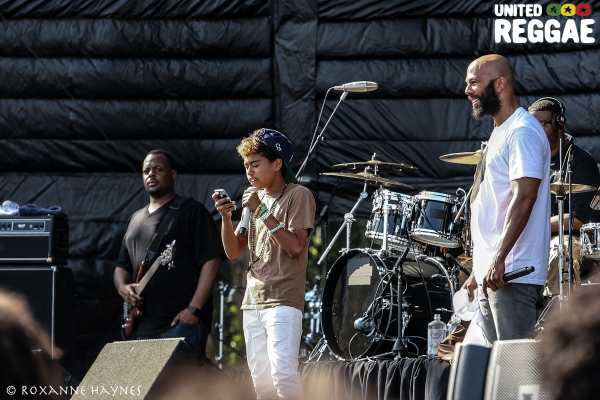 UCLA Jazz Reggae Festival 2013   United Reggae