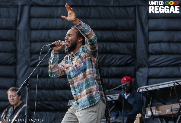 Ziggy Marley © Roxanne Haynes