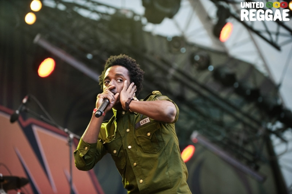 Romain Virgo © Michael Grein