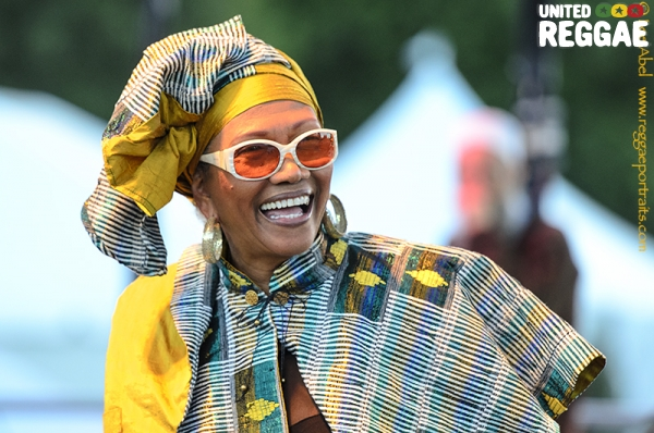 Marcia Griffiths © Lee Abel