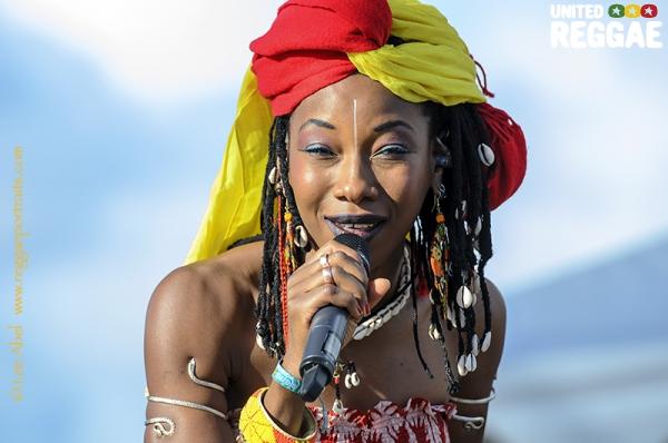 Fatoumata Diawara © Lee Abel