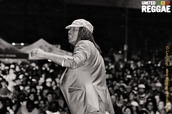 Alpha Blondy © Lee Abel