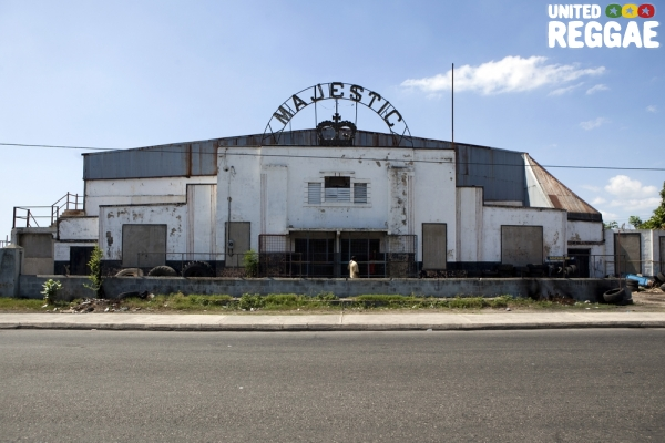 Majestic (Greenwich Town) © Odile Meylan
