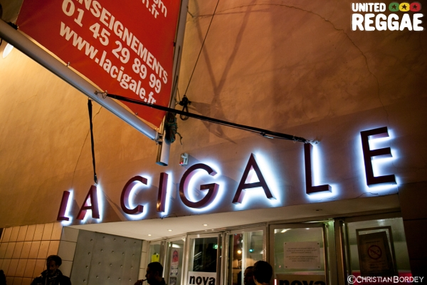 La Cigale © Christian Bordey
