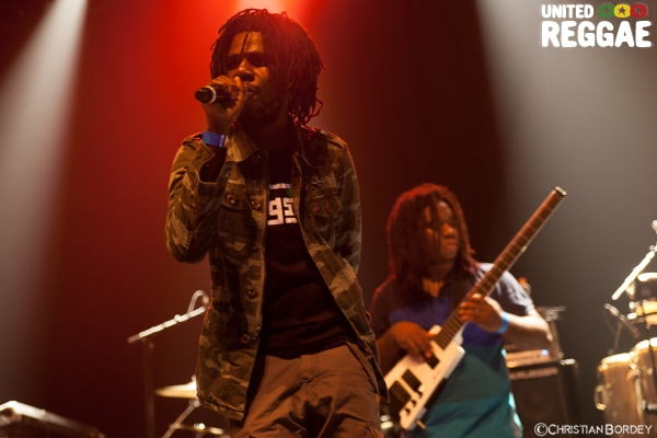 Chronixx © Christian Bordey