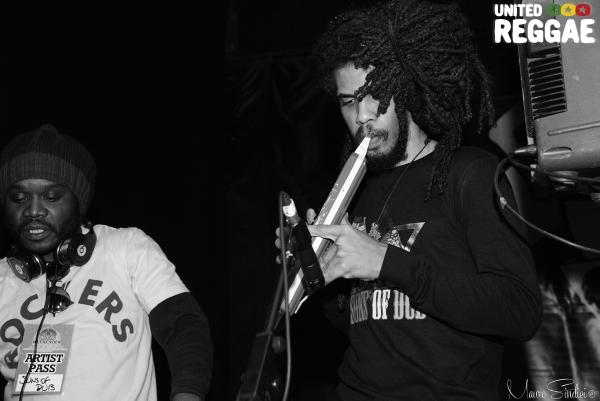 Addis Pablo & Suns of Dub © Mauro Sindici