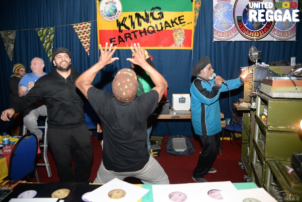 King Earthquake © Mauro Sindici