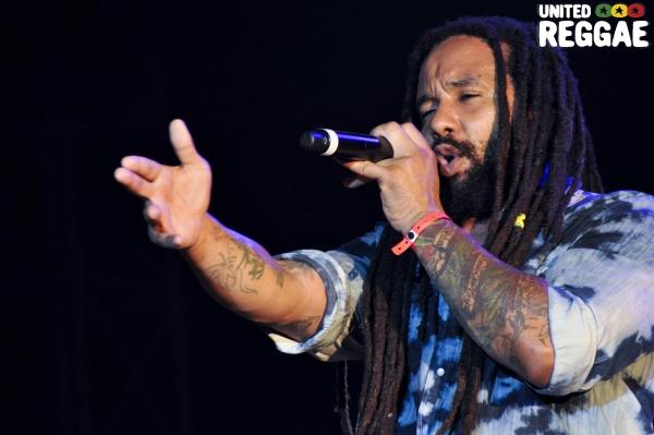 Ky-Mani Marley © Sari Aupe