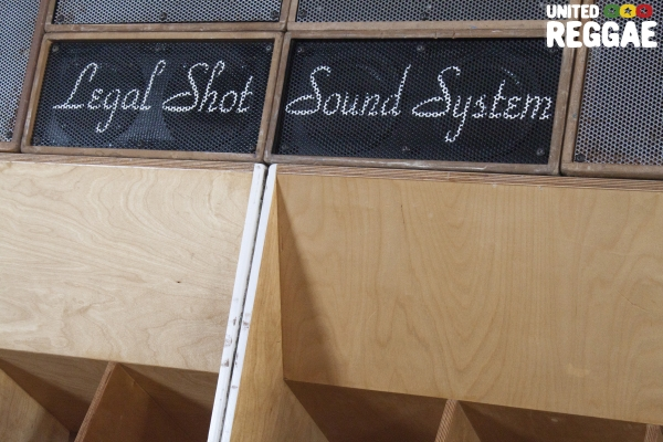 Legal Shot Sound System © Arthur Criton