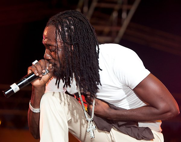 David Brooks (aka Mavado) © Sista Irie