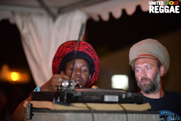 Addis Pablo feat Suns Of Dub © Mauro Sindici