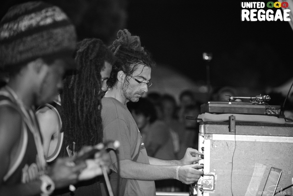 Addis Pablo feat Suns Of Dub & Blackboard Jungle © Mauro Sindici