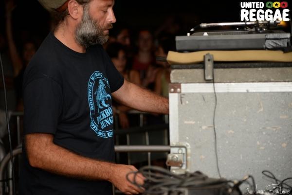 Blackboard Jungle & Murray Man © Mauro Sindici