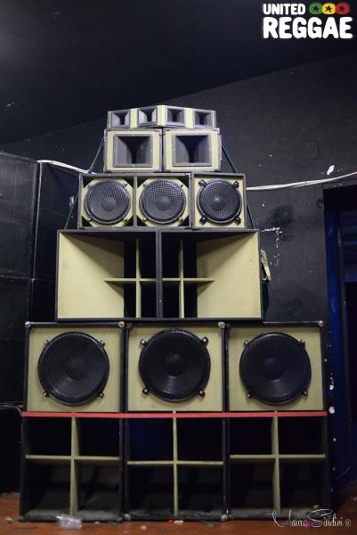 Jah Station Sound System in Roma © Mauro Sindici