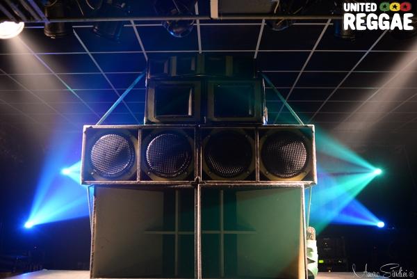 Jah Station Sound System in Sienna © Mauro Sindici