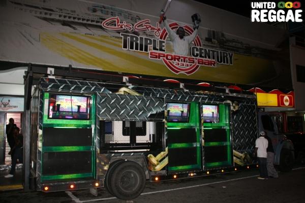 Irie Fm Mobile Truck © Steve James