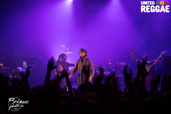 Protoje and The Indiggnation © BrieucPhoto