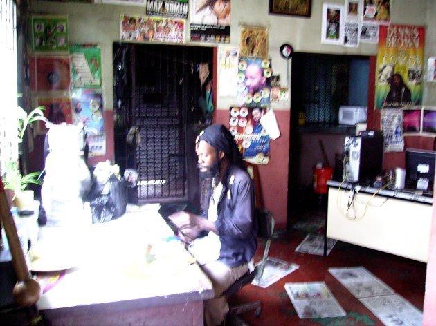 Record Shop (by Prince Alla)