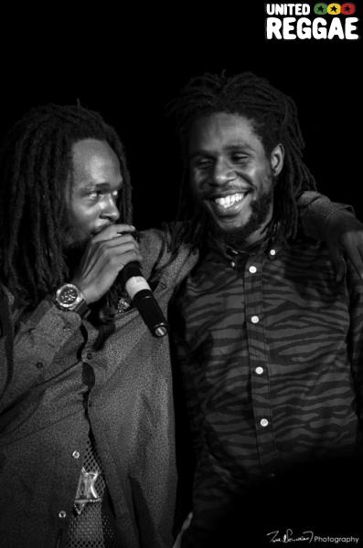 Jesse Royal and Chronixx © Tivar Seivwright