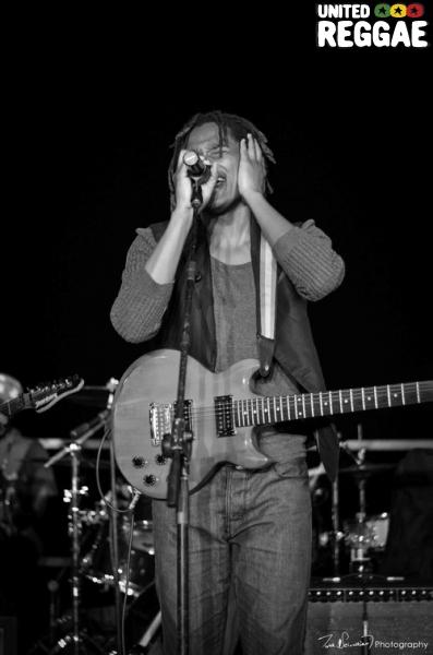 Kumar Bent (Raging Fyah) © Tivar Seivwright