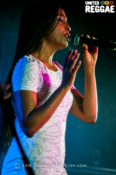 Alaine © Empress K / Reggae Reflection