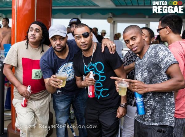 Welcome To Jamrock Reggae Cruise © Empress K / Reggae Reflection