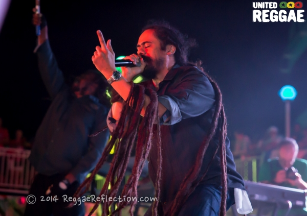 Damian Marley © Empress K / Reggae Reflection