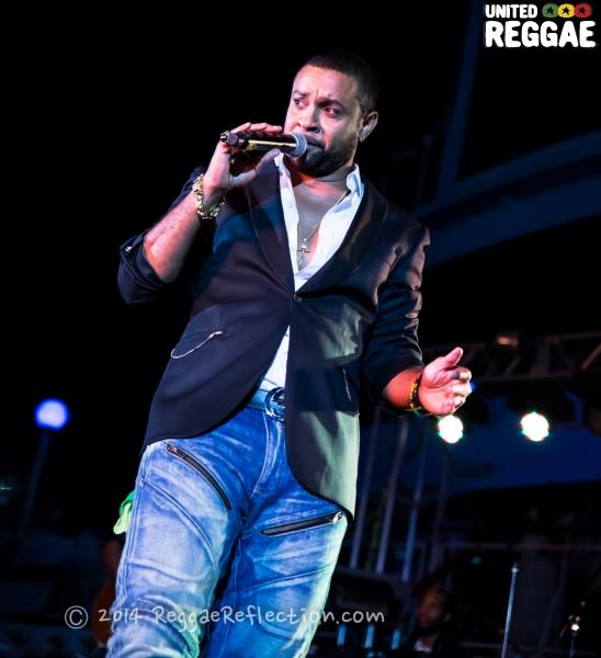Shaggy © Empress K / Reggae Reflection