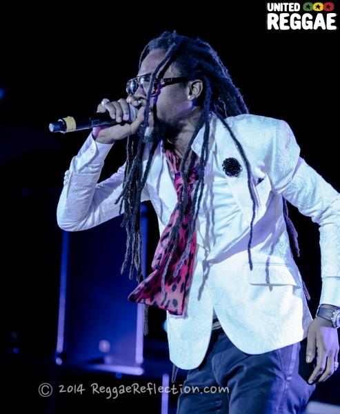 Jah Cure © Empress K / Reggae Reflection