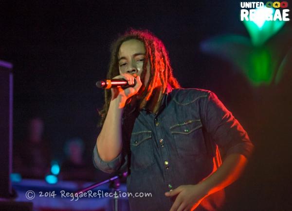 Jo Mersa Marley © Empress K / Reggae Reflection