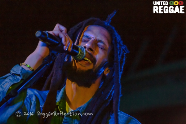 Julian Marley © Empress K / Reggae Reflection
