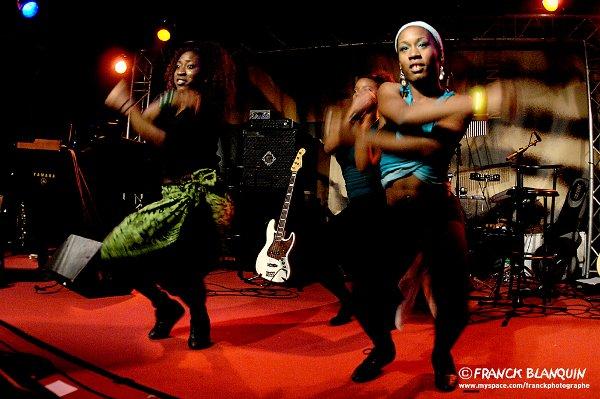 Dancehall Queens © Franck Blanquin