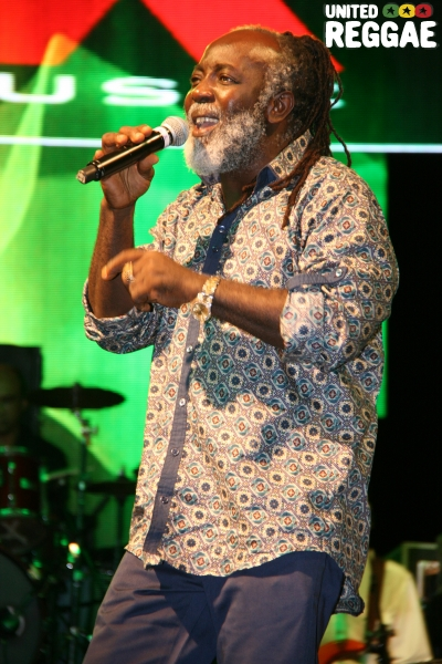 Freddie McGregor © Steve James