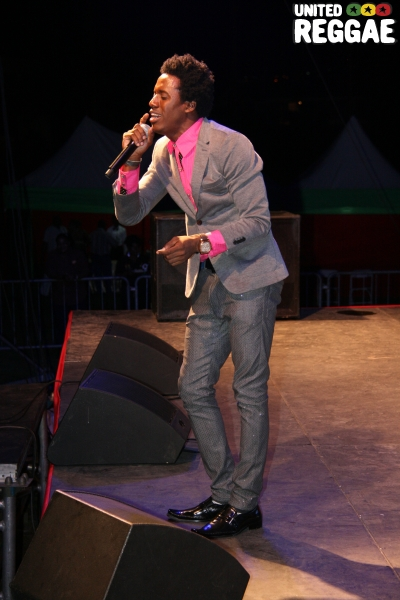 Romain Virgo © Steve James