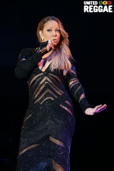 Mariah Carey © Steve James