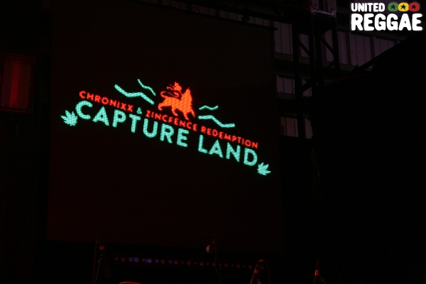 Capture Land © Steve James