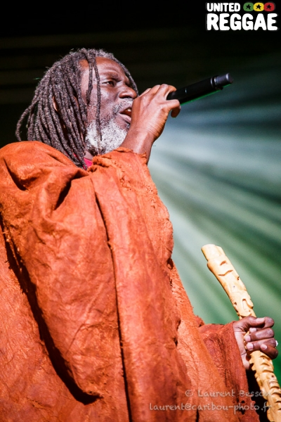 Tiken Jah Fakoly © Laurent Besson