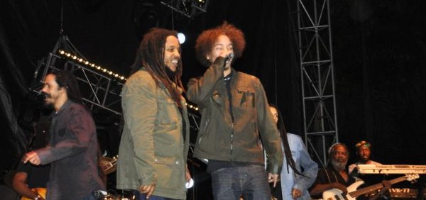 Stephen and Joseph Marley © Gail Zucker