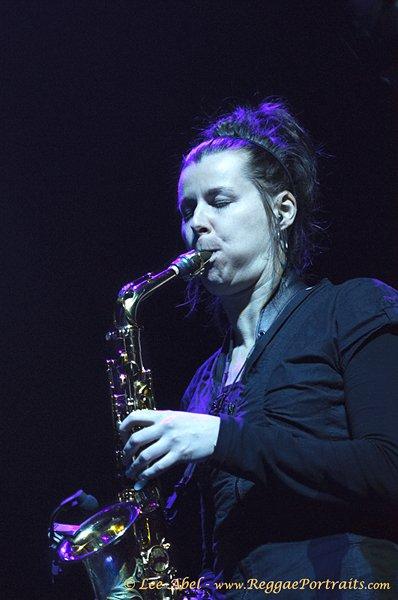 Gentleman's saxophone © Lee Abel