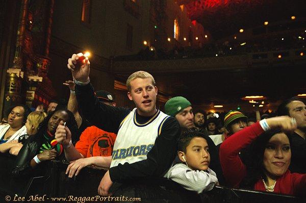 The crowd © Lee Abel