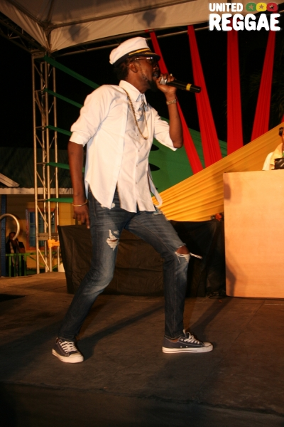 Beenie Man © Steve James