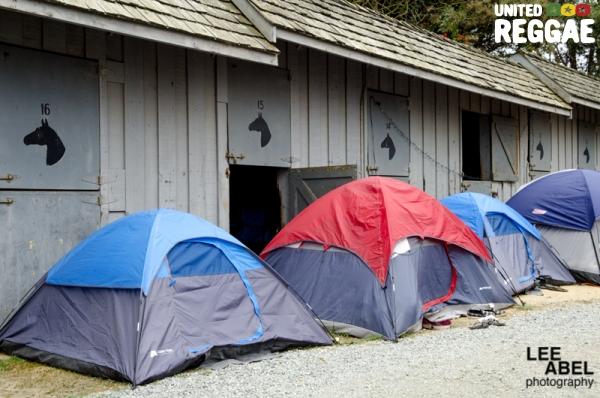 Camping © Lee Abel