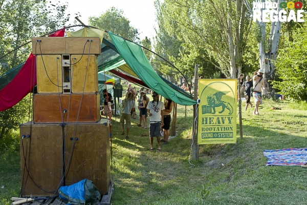 Heavy Rootation Sound System © Roots Elf