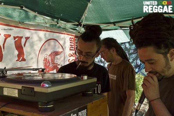 I-Tal Skank Sound System ( Michael Exodus, Pav1, Makeleci Skankin') © Roots Elf
