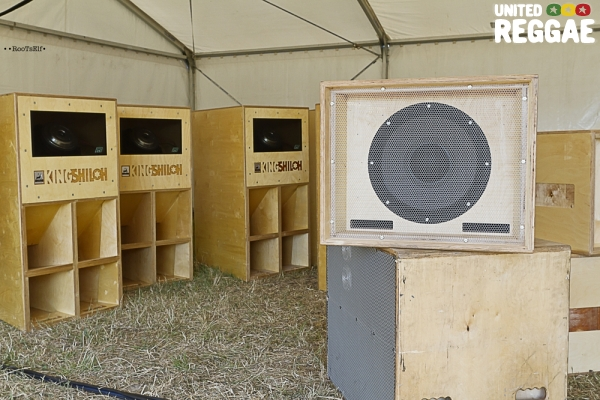 King Shiloh Sound System © Roots Elf