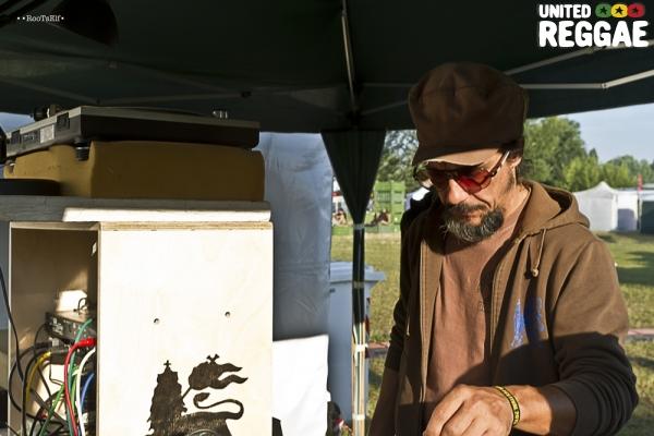 Pablo I shens, Black Lion Hi Vibes © Roots Elf