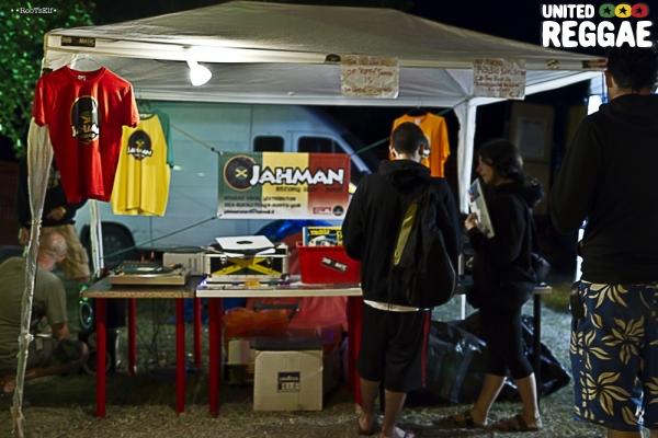 Jahman record shop © Roots Elf