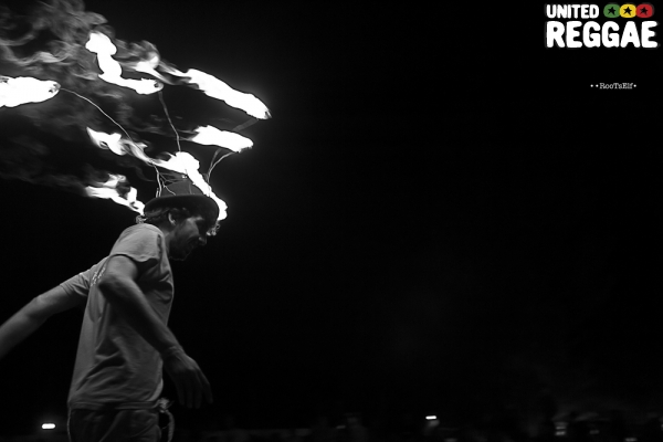 Fire Show © Roots Elf