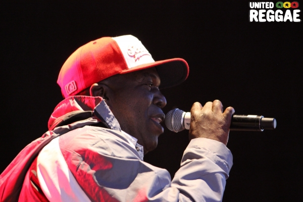 Barrington Levy © Veronique Skelsey