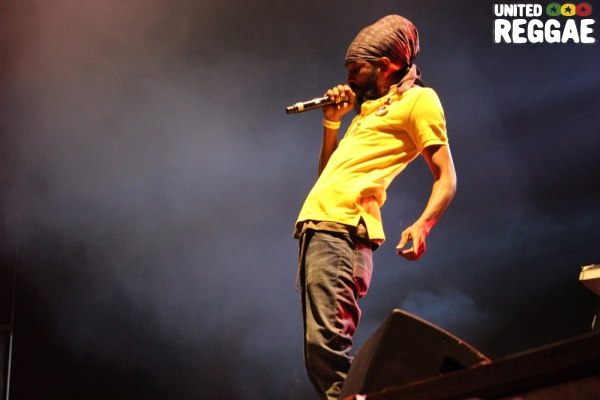 Spragga Benz © Veronique Skelsey